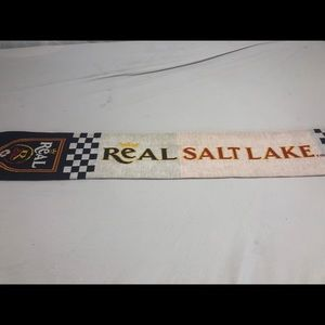 Real Salt Lake soccer scarf